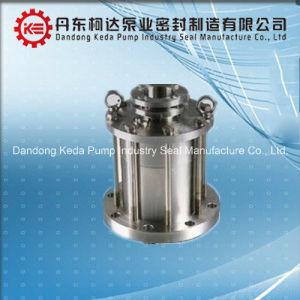 油圧シールの機械シール