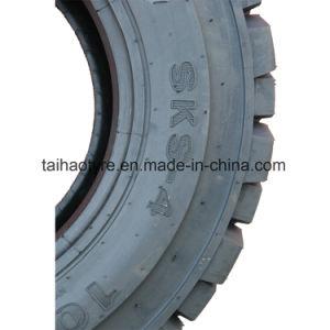10-16.5 Gebildet im China-Schienen-Ochse-Gummireifen
