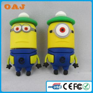 中国のProduct新しいCarton Minions USB Flash Drive Wholesale