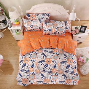 Parte superior da venda de roupas de cama de poliéster impresso