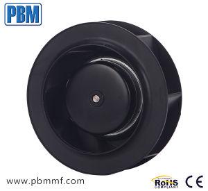 190 milímetros Ec ventilador centrífugo Tipo Air Cooling Fan