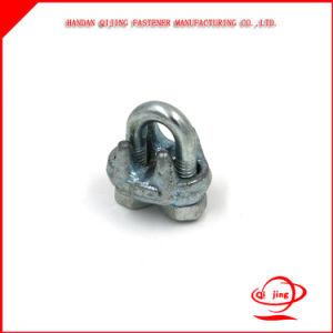 Hardware de cabos de aço inoxidável DIN741 Cabo grampo/braçadeira