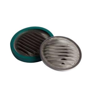 Grillage de métal disque spécial filtre à huile hydraulique