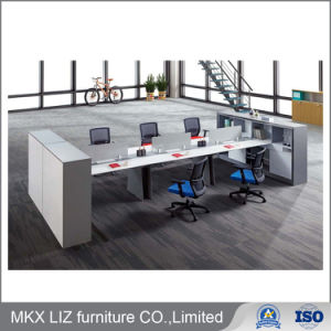 Oficina de diseño moderno mobiliario de Casa Madera Mesa de ordenador (9808)