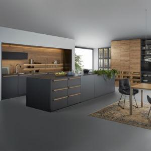 Grand negro de cocina Muebles de Cocina