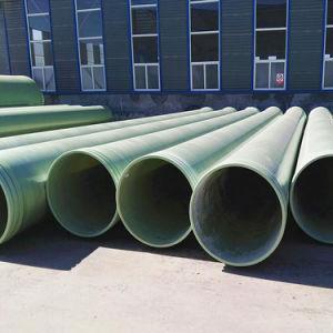 Pressão de PRFV gasoduto para transferência de Água e Gás