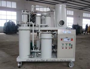 Zhongneng superando el purificador de aceite lubricante de vacío