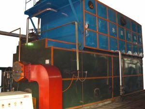 石炭水スラリーの蒸気発電機