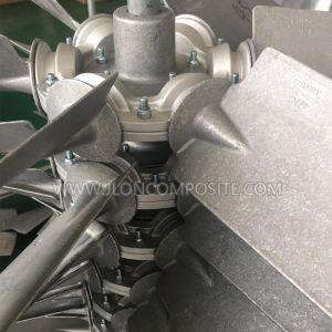Gussaluminium-Schaufel-axialer Antreiber für HVAC-Ventilator