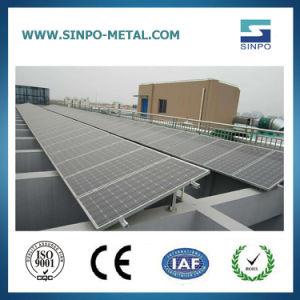 Решение для монтажа солнечной энергии для монтажа системы