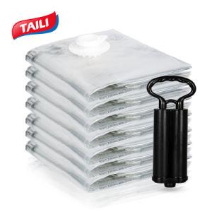 2018 дешево глубокие вакуумные мешки для хранения ручного насоса