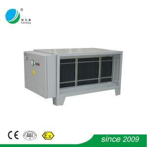 Het elektrostatische Systeem van de Filtratie voor de Verwijdering van de Lucht van de Uitlaat van de Keuken