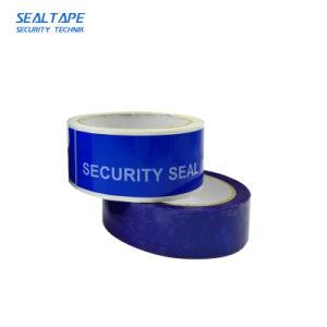 De Band van de Veiligheid van de Identificatie van het Polypropyleen van de Stamper van het Embleem van het Ontwerp van de douane