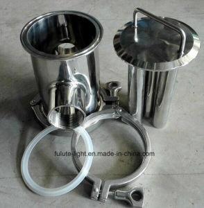 2 de acero inoxidable filtro Magnético Trampa