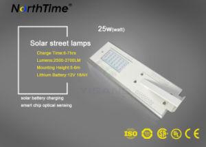 容易なインストール高い明るさ太陽LEDの街灯