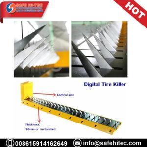 Высокий уровень безопасности убийца шин барьера безопасности дорожного движения с остроконечными зубьями SA9000