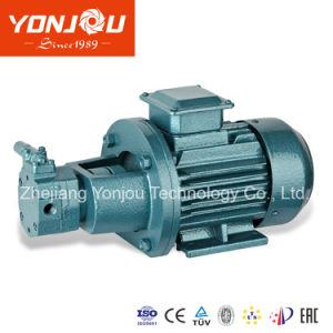 La pompe à huile haute pression Yonjou avec moteur électrique