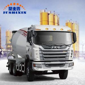 12 cbm 6*4 Mobile Hormigonera/mezcla/Maquinaria Carretilla con 380 CV