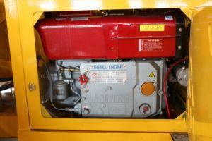 上昇が付いている製造業者のJzc350DHLのディーゼル具体的なミキサー