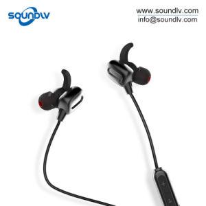 OEMの無線ステレオのスポーツのBluetoothのヘッドセットの防水移動式耳のイヤホーン