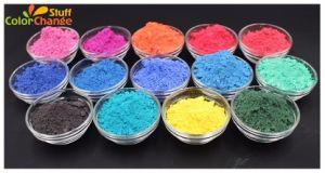Colore di fabbricazione che sposta residui Thermochromic per il cucchiaio sensibile al calore del bambino