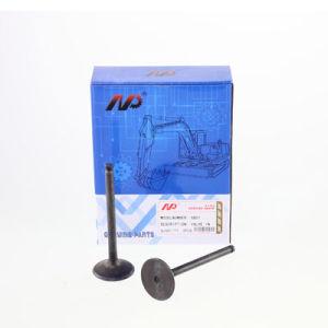 Klep van de Uitlaat van de Motoronderdelen van het Graafwerktuig van de Apparatuur van de bouw de MiniEn de Klep van de Opname voor 6BD1