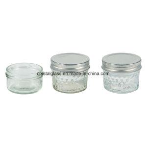 De boca larga Caviar Mason boiões de vidro