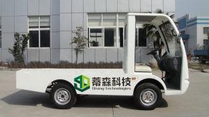 Адаптированные для использования вне помещений электрический показать этапе автомобиль