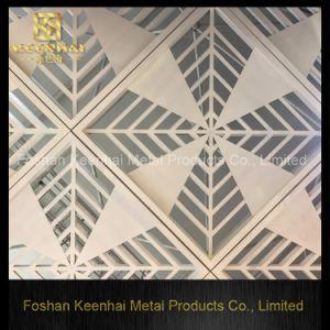 Grelha decorativa Metal oco do forro falso (KH-ED005)