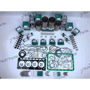 弁が付いているディーゼルKubota V3800の分解検査キット
