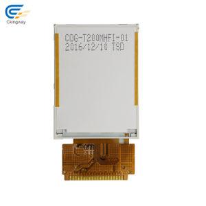 module de met 8 bits van het Scherm van de Vertoning van de Kleur van MCU LCD