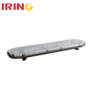 10-30В Водонепроницаемый светодиодный индикатор предупреждения Lightbar в полицейский автомобиль транспортных средств с ЕЭК