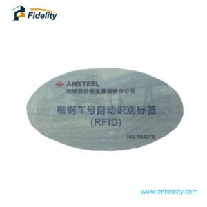 접근 제한 서류상 RFID 꼬리표를 추적하는 UHF 차량
