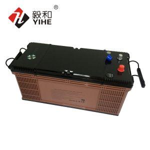LKW-Anfangsbatterie 60ah des Lithium-24V