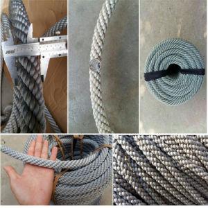 La corde tressée Anti-Abrasion filin de sécurité