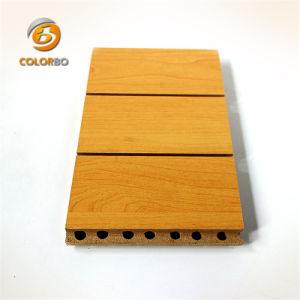 Comitato di legno di acustica del legname di disegno speciale