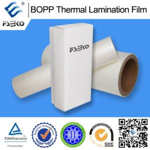 20mic com EVA de filmes de BOPP cola para laminação a quente (17u 23mícron 1.06mil)