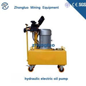 Soulignant électrique de la pompe à huile hydraulique