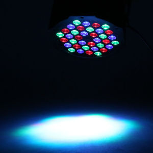 36 Etapa de la luz de LED RGB PAR DE CRISTAL Lámpara Magic Ball DMX para Discoteca