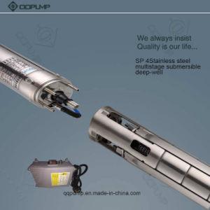 Solarpumpen-hoher Aufzug-versenkbare Solarpumpe Wechselstrom-6
