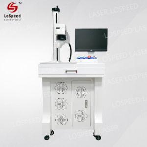 20W 30W 60W de Machine van de Gravure van de Laser van de Vezel met het Scherm van de Computer