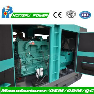20kw Diesel van Cummins van de Macht van 25kVA de Eerste Elektrische Stille Reeks van de Generator