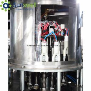 Grande capacidade de enchimento automático de água de engarrafamento soprando Capping Combiblock
