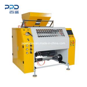 Una buena calidad de alta velocidad de rebobinado de la máquina para estirar la Película de envoltura