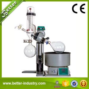 回転式真空蒸化器を使用して実験室