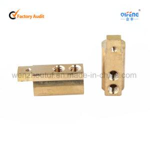 Blocchetto terminali di Pin dell'ottone non standard di alta qualità