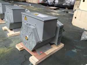 50Hz 60HzのブラシレスコピーのStamford二重ベアリング交流発電機