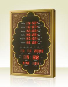 Emisores LED Azan hablando de la oración musulmana Azan Despertador