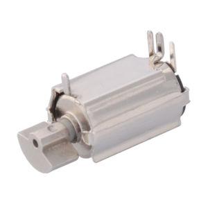 Vibrador eléctrico con el soporte del motor de 6mm de diámetro motor DC 1.3V