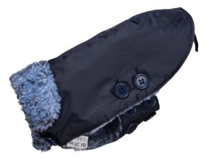Commerce de gros chiens de l'hiver très manteau chaud avec de la fourrure